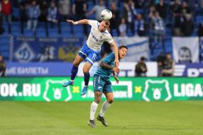 Динамо 0:2 Зенит