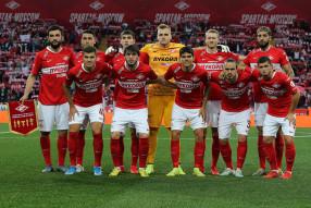 Лига Европы. Спартак 2:1 Тун
