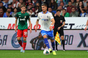 Динамо 1:2 Локомотив