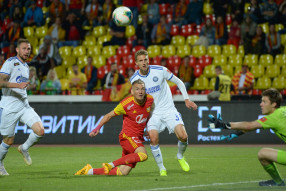 Арсенал 2:1 Оренбург