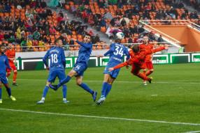 Ural 3:1 Sochi