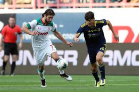 Lokomotiv 1:2 Rostov