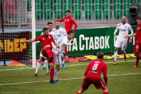 Уфа 1:2 Оренбург