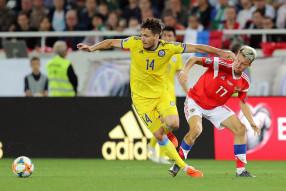 Rossiya 1:0 Kazakhstan