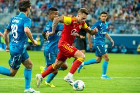 Zenit 3:1 Arsenal