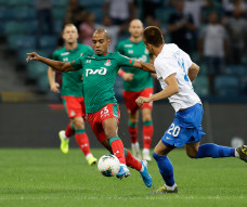 Сочи 0:1 Локомотив
