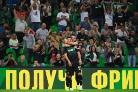 Krasnodar 4:2 Kryl