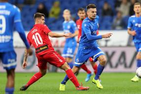 Dinamo 0:0 Ufa