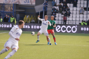 Оренбург 2:3 Локомотив