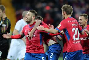 ПФК ЦСКА 3:2 Краснодар