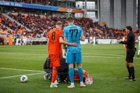Урал 0:3 ПФК ЦСКА