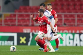 Spartak 1:2 Orenburg
