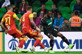 Krasnodar 2:0 Arsenal