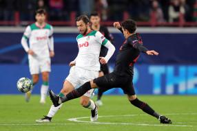 Локомотив 0:2 Атлетико