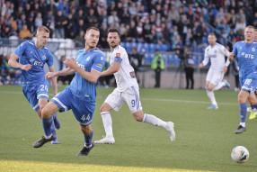 Оренбург 2:0 Динамо