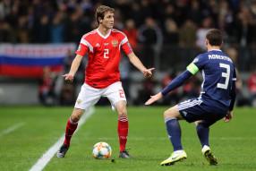 Россия 4:0 Шотландия