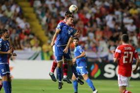 Kipr 0:5 Rossiya