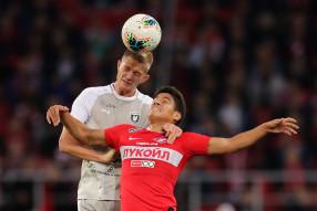 Спартак 0:0 Рубин