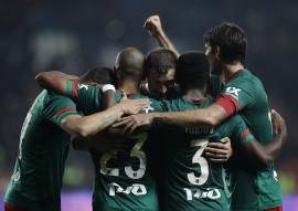 Ахмат 0:2 Локомотив