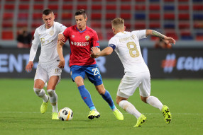 ЦСКА 0:1 Ференцварош
