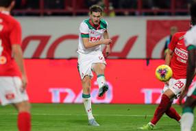 Локомотив 0:3 Спартак