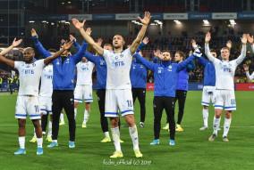 PFC CSKA 0:1 Dynamo