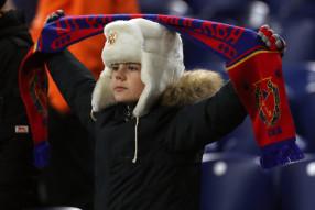 Cup of Russia. PFC CSKA 1:0 Ufa