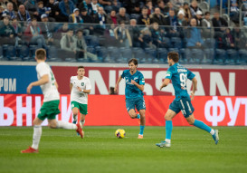 Cup of Russia. Zenit 4:0 Tom