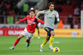 Cup of Russia. Spartak 2:1 Rostov