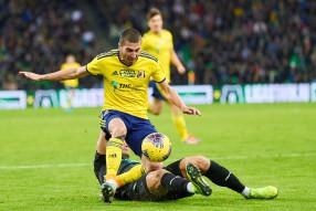 Krasnodar 2:2 Rostov