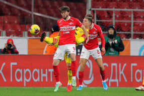 Spartak 0:1 Arsenal