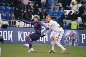 Оренбург 0:0 Уфа
