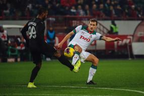 Lokomotiv 1:1 Krasnodar