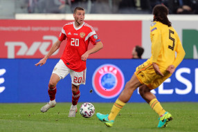 Россия 1:4 Бельгия