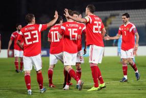 Сан-Марино 0:5 Россия