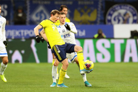 Динамо 2:1 Ростов