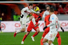 Ural 0:0 Spartak