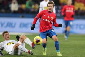 ПФК ЦСКА 1:0 Крылья Советов
