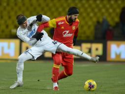 Арсенал 1:2 Краснодар