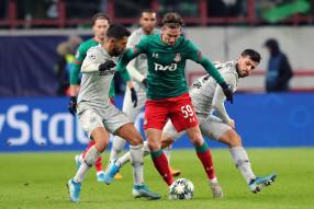 UCL. Lokomotiv 0:2 Bayer