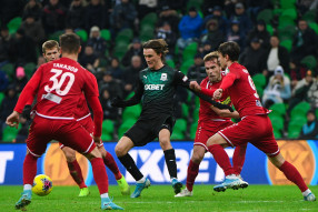 Krasnodar 0:0 Tambov