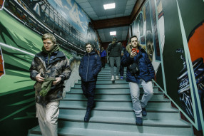Workshop for Students at Lokomotiv - Dynamo match