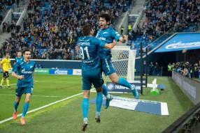 Zenit 3:0 Dynamo