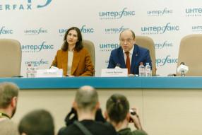 Подписание контракта с титульным партнёром Тинькоф ...