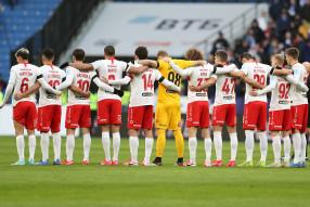 Динамо 0:2 Спартак