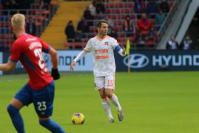 PFK CSKA 1:1 Ural