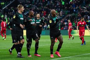Krasnodar 2:0 Ufa