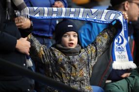 Динамо 1:0 Тамбов