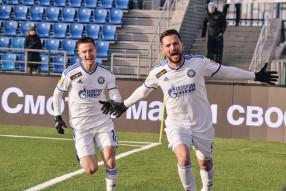 Оренбург 2:0 Арсенал