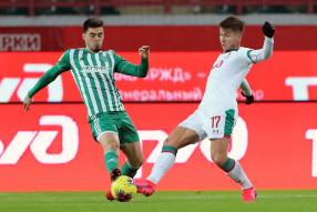 Lokomotiv 1:0 Akhmat